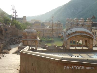 South asia jaipur hindu archway india.