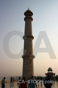 South asia person india tower marble.