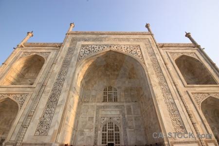 South asia shah jahan minaret mausoleum ustad ahmad lahauri.