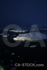 South pole antarctic peninsula iceberg cloud sea.