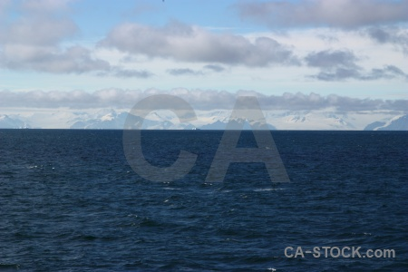 South pole antarctic peninsula mountain day 5 sky.