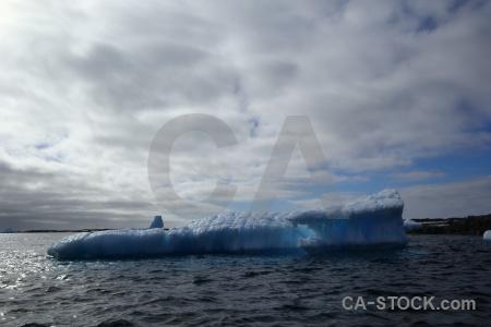 South pole day 8 sea antarctica cruise iceberg.
