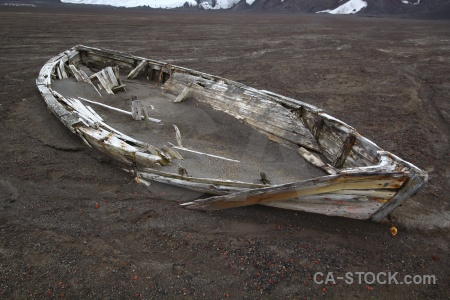 South pole deception island volcanic sand antarctic peninsula.