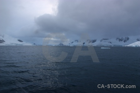 South pole sea antarctic peninsula snow antarctica.