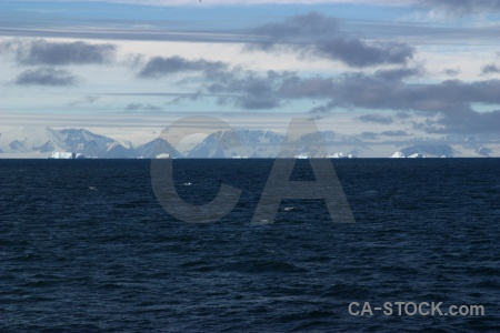 South pole sea ice antarctic peninsula sky.