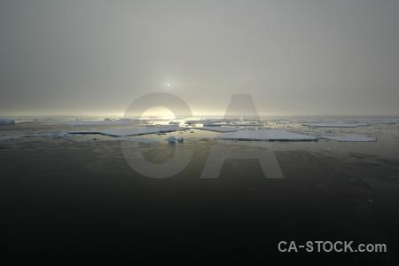 South pole sea ice cloud antarctic peninsula fog.