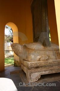 Southeast asia marble statue unesco stone.