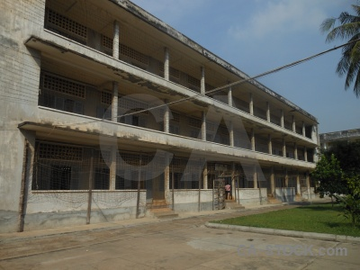 Southeast asia tuol sleng prison phnom penh s 21.