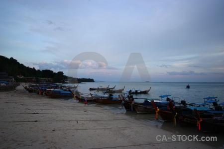 Southeast asia water tonsai bay hill ruea hang yao.