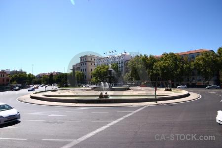 Spain building sky car europe.