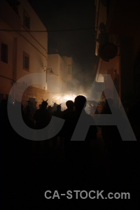 Spain correfocs javea black europe.