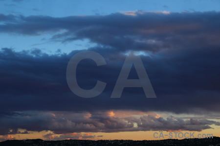 Spain europe cloud javea sky.
