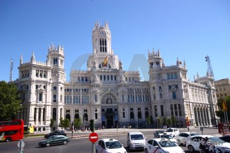 Spain europe road vehicle car.