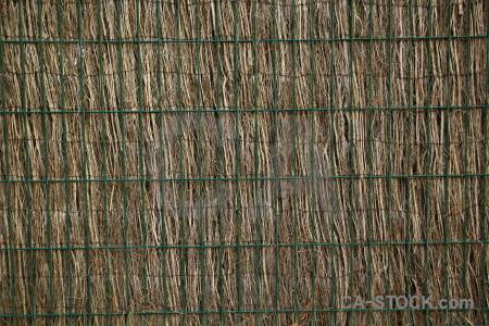 Spain fence texture bamboo javea.