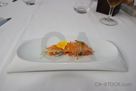 Spain gray restaurant plate javea.