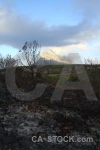 Spain javea ash montgo fire europe.