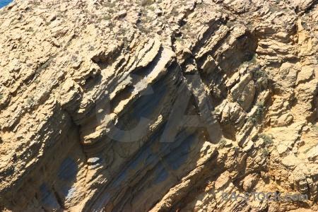 Spain javea brown rock europe.