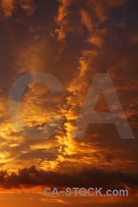 Spain javea sunrise cloud europe.