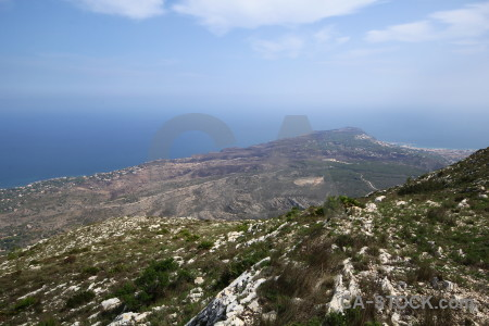 Spain montgo climb cap san antoni javea sumit.