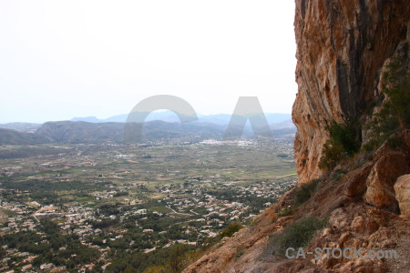 Spain montgo eye climb javea europe.