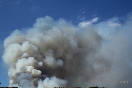 Spain montgo fire javea smoke europe.