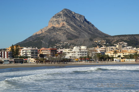 Spain montgo javea wave europe.
