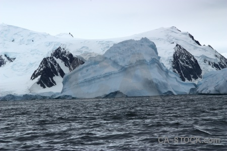 Square bay antarctic peninsula south pole sea day 6.