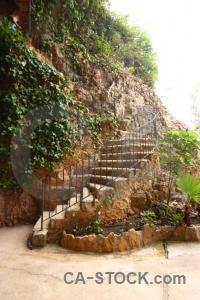 Staircase cave javea benidoleig cueva de las calaveras.
