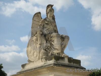 Statue angel.