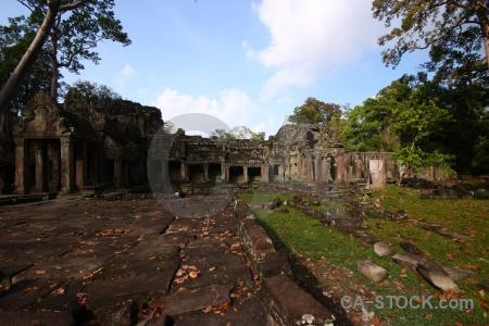 Stone asia siem reap cambodia column.