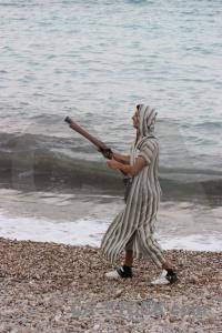 Stone beach moors fiesta gun.