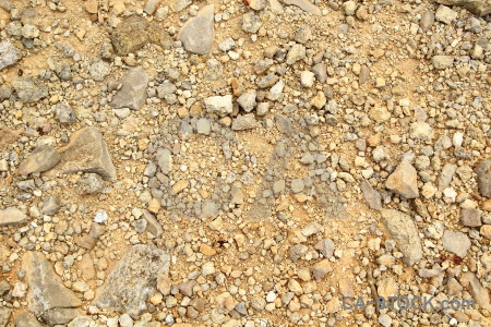 Stone brown texture gravel.