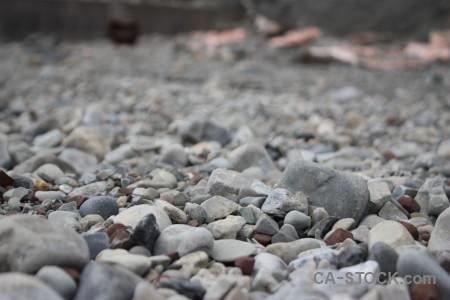 Stone gray coast.