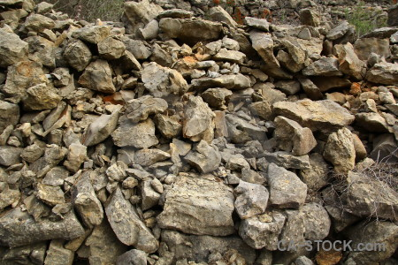 Stone rock texture.