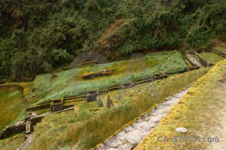 Stone south america peru altitude puyupatamarca.