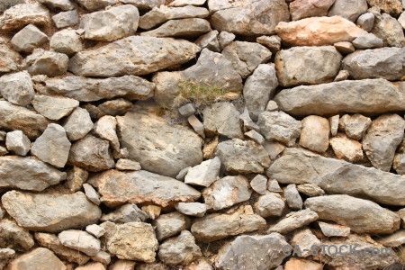 Stone texture brown rock.