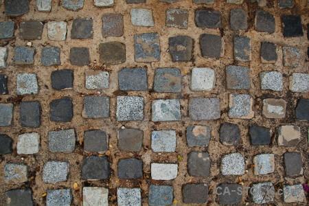 Stone texture spain javea europe.