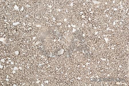 Stone white gravel texture.