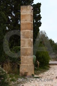 Stone white texture.