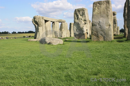 Stonehenge england rock wiltshire europe.