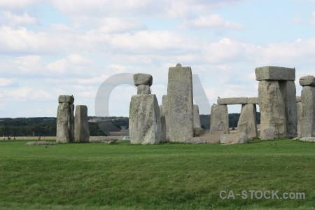 Stonehenge europe rock wiltshire england.