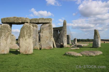 Stonehenge rock wiltshire england europe.
