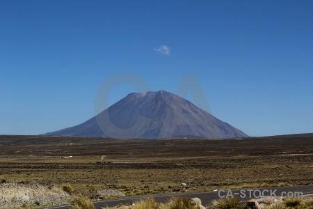 Stratovolcano volcano putina landscape altitude.