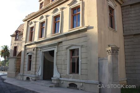 Street building.