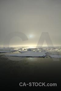 Sun antarctica sky adelaide island antarctic peninsula.