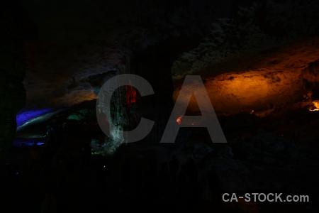 Sung sot cave asia vietnam unesco vinh ha long.
