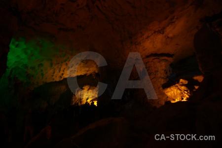 Sung sot cave vietnam unesco southeast asia amazing.