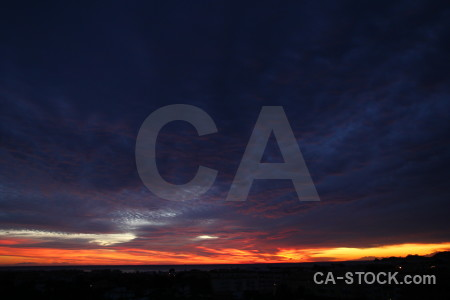 Sunrise javea sky sunset cloud.