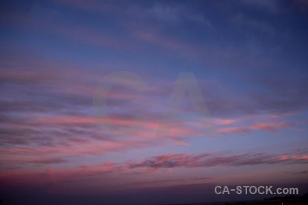 Sunset sunrise sky cloud purple.
