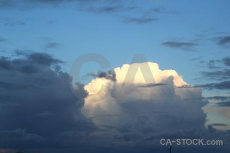Sweden sky cloud karlskrona europe.